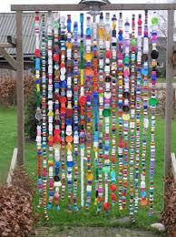 Recycled Garden Art Ideas - best 25 recycled garden crafts ideas on pinterest glass bottle