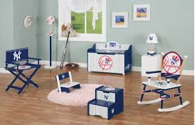 Yankees Crib Bedding Basically Has Everything In This Picture I M Such A