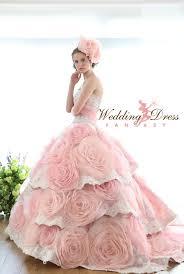 pink wedding dress pink wedding dresses