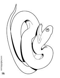 black mamba snake coloring pages coral snake coloring page