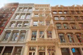 triplex plans penthouse at 111 mercer street back on the market for 12 million