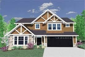 Craftsman Floor Plans With Photos Craftsman Floor Plan 4 Bedrms 2 5 Baths 2449 Sq Ft 149 1117