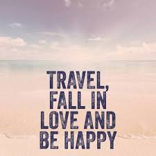 Travel the world have fun and maybe fall in love