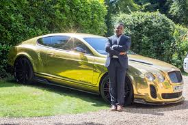 white gold bentley teenage entrepreneur made a million before he quit serving big