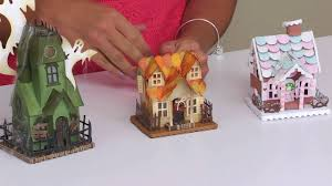 Home Decorates by Making Diy Fall Holiday Home Décor Projects With Sizzix Tim Holtz