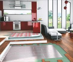 Under Laminate Floor Heating Electrical Underfloor Heating By Raychem