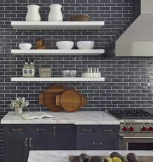 white kitchen cabinets with blue tiles how to style blue kitchen cabinets in 2020 on roomhints