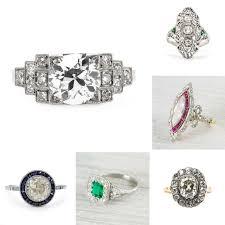 engagements rings vintage images 25 fabulous vintage engagement rings chic vintage brides jpg