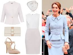 Dress And Jacket For Wedding Summer Wedding Guests How To Dress Like A Middleton