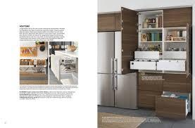 Tiroir De Cuisine Coulissant Ikea by Brochure Cuisines Ikea 2018