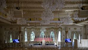 Pictures Of Homes Decorated For Christmas On The Inside A Look Inside Mar A Lago Donald Trump U0027s Lavish Palm Beach