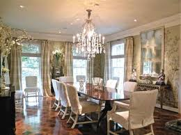 traditional formal dining room vintage wooden high chairs