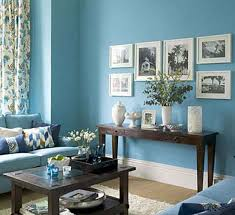blue livingroom blue living room walls home interior design