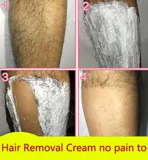 pubic hair on thigh hair removal cream no pain to arms and legs underarm safety beard