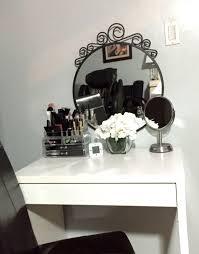 Ikea Micke Desk Makeup 188 Best Vanity Table Images On Pinterest Vanity Tables Makeup