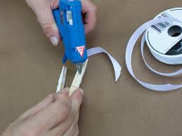turn clothespins into tree ornaments hgtv