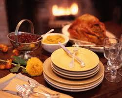 community organizations serve free thanksgiving dinners news 5