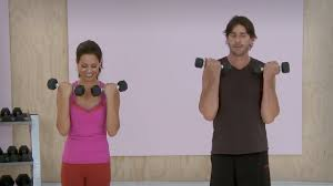 brook burke porn arms and shoulders workout with brooke burke workout wednesday