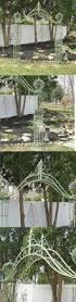 trellises 43538 garden trellis arch 9 tall wrought iron