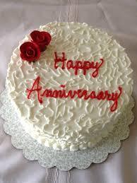 Wedding Cake At 1 Year Anniversary Order Wedding Anniversary