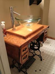 Antique Singer Sewing Machine Table 10 Ideas For Repurposing Old Sewing Machines