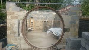 how to build a round door round designs