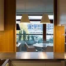 at london u0027s barbican estate midcentury apartment gets sleek