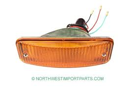 turn signal light assembly mgb front turn signal light assembly 74 5 80 northwest import parts