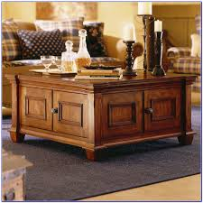 coffee table square coffee table with storage drawers square
