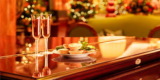 the spirit of halloween town luxury afternoon tea london the dorchester