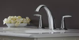 Kohler Faucets Bathroom Sink by Alteo Faucet Collection Kohler