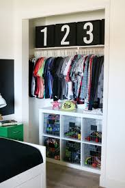 room easy closet organization and decor ideas