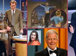 David Letterman Desk Presenting The Top Ten Secrets And Scandals Dave Letterman
