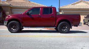 red nissan 2012 which wheels will fit properly page 3 nissan frontier forum