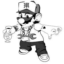 12 images gangster cartoon coloring pages gangster coloring