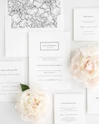 boxed monogram wedding invitations wedding invitations by shine