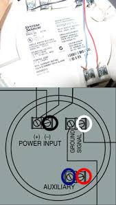 electrical new system sensor smoke detector wiring diagram