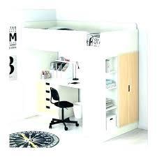 lit mezzanine avec bureau ikea lit sureleve avec bureau lit mezzanine 1 place blanc lit mezzanine