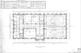 unl historic buildings law college old building plans