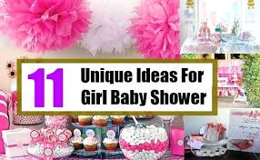 decorating ideas for baby shower girl different the how to