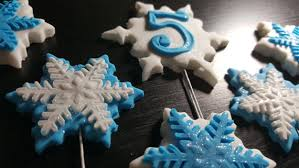 Butterfly Cake Decorations On Wire Frozen Custom Snowflake Wire Cake Decorations Edible Glitter