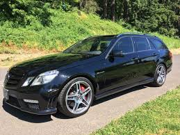 2012 mercedes e63 amg for sale 2012 mercedes e63 amg wagon for sale on bat auctions sold