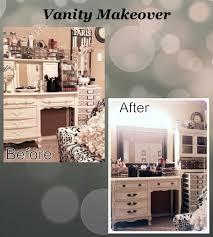 Diy Makeup Vanity Mirror With Lights Makeup Vanity Lighting Us House And Home Real Estate Ideas
