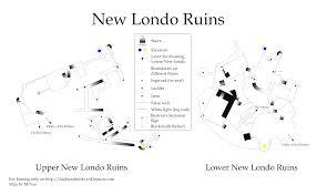 Dark Souls Map New Londo Ruins Map My Blog