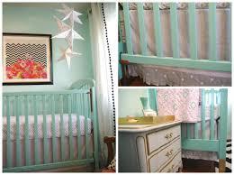 chambre b b vert chambre de bébé vert menthe
