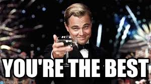 Your The Best Meme - you re the best congratulations meme on memegen