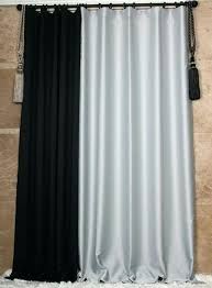 Light Silver Curtains Silver Blackout Curtains Canada Silver Grey Pencil Pleat Blackout