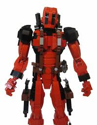 deadpool lego action figure ready action hier wordt simon