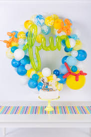 one glance at this balloon animal party and you u0027ll be saying