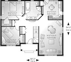 angeles european style home plan 032d 0070 house plans and more